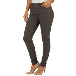 Supplies by Unionbay Womens Lorraine Solid Twill Pants