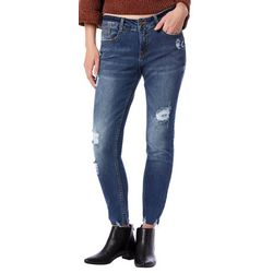 Supplies by Unionbay Womens Anya Distressed Skinny Jeans