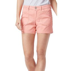 Supplies by Unionbay Womens Alix Twill Shorts