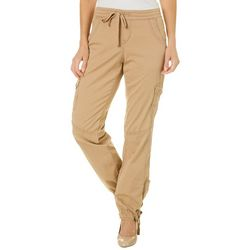 Supplies by Unionbay Womens Deloris Convertible Cargo Pants