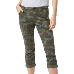 Supplies by Unionbay Womens Norma Camoflauge Capris