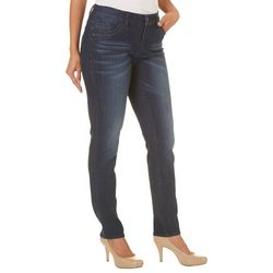 Supplies by Unionbay Womens Lorraine Denim Skinny Jeans