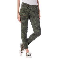 Supplies by Unionbay Womens Claire Camo Print Cargo Pants