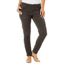 Supplies by Unionbay Womens Claire Eclipse Cargo Pants