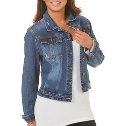 Supplies by Unionbay Womens Brendan Denim Jacket