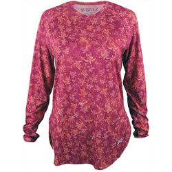 Gillz Womens SeaBreeze Turtle Long Sleeve Top