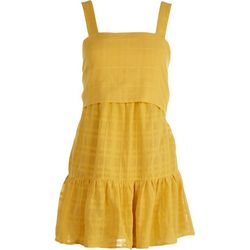 Sadie And Sage Juniors Sunshine Short Dress