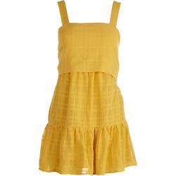 Juniors Sunshine Short Dress