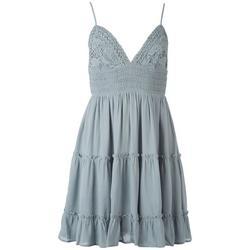 Illa Illa Womens Beachy Pullover Dress