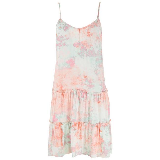 Juniors Tie-Die Tiered Summer Dress | Bealls