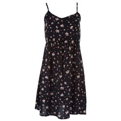 No Comment Juniors Floral Summer Night Casual Dress