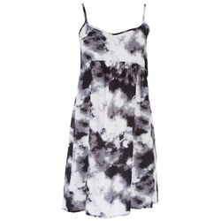 No Comment Juniors Tie-Dye Summer Casual Dress