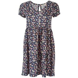 Jolie & Joy Short Floral Dress