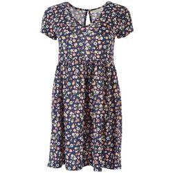 Jolie & Joy Juniors Short Floral Dress