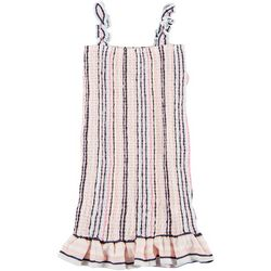 Full Circle Trends Juniors Smocked Tank Dress