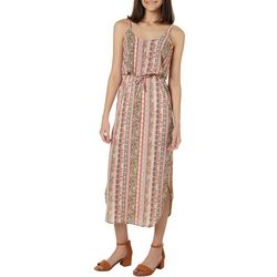 Full Circle Trends Juniors Oasis Boho Maxi Dress