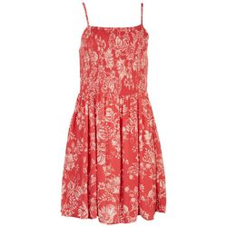 Angie Juniors Summer Florals Dress