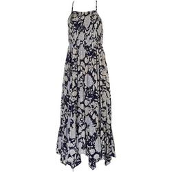 Juniors All Flowery Dress