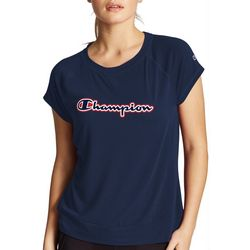 Champion Womens Physical Education Graphic T-Shirt