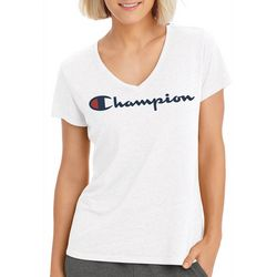 Champion Womens Authentic Wash T-Shirt