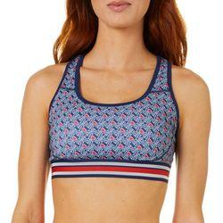 Champion Womens Absolute Workout Logo Sports Bra