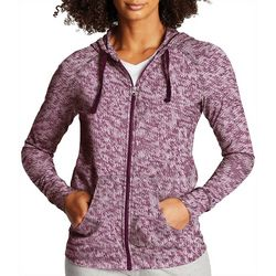 Champion Womens Heathered Jersey Jacket