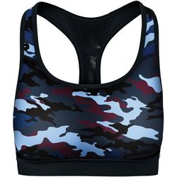 Champion Womens Absolute Max Camo Print Sports Bra