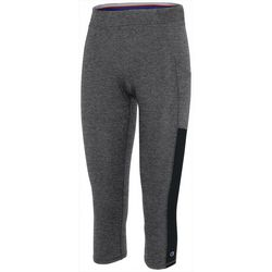 Champion Womens Solid Gym Issue Capris