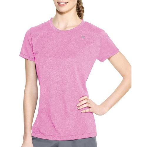 984558ff910a Champion Womens Powertrain Heather T-Shirt