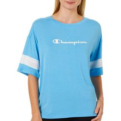 Champion Womens Gym Issue Football T-Shirt