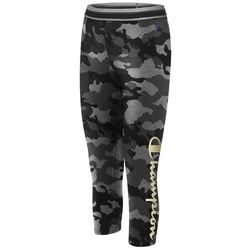 Champion Womens Authentic Camo Print Ankle Leggings