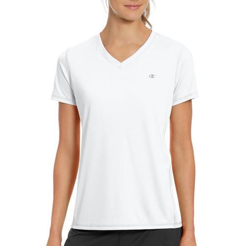 3ca0a9fa Champion Womens Vapor Solid V-Neck Active T-Shirt | Bealls Florida