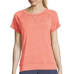 Champion Womens Physical Education Heathered T-Shirt