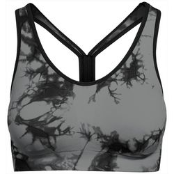 Champion Womens The Infinity Tie Dye Sports Bra