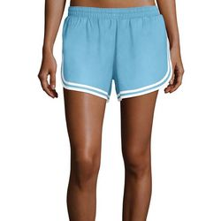 Champion Womens Physical Education Contrast Trim Shorts
