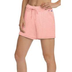 Champion Womens Heathered Jersey Shorts