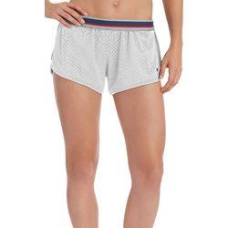 Champion Womens Reversible Mesh Shorts