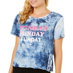 Inspired Hearts Juniors Funday Tye Dye T-Shirt
