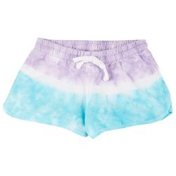 Juniors Tie Dye Shorts