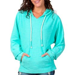 Southern Spirit Juniors Solid Hooded Sweatshirt