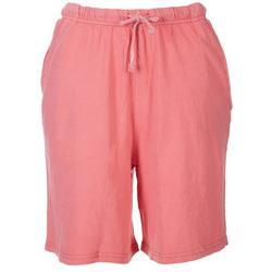 Juniors Soft Lounge Bermuda Shorts