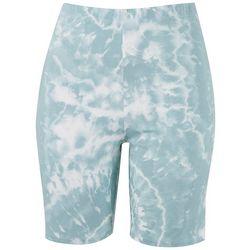 HYBRID Juniors Tie Dye Bike Shorts