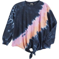 Jolie & Joy Ladies Tie Dye Sweatshirt