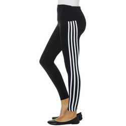 Ready To Go Juniors Side Striped Leggings