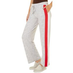 Grayson Juniors Athletic Striped Drawstring Pants