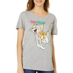 Tom & Jerry Juniors Graphic T-Shirt