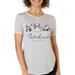 Raggs 2 Riches Juniors Weekend Mood T-Shirt