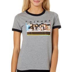 Friends Juniors Milkshake Logo T-Shirt By Modern Lux