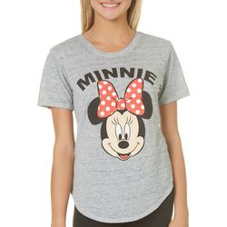 Disney Minnie Mouse Juniors Graphic T-Shirt