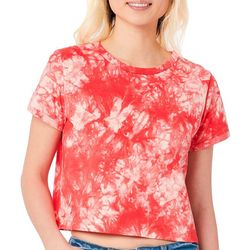 Unionbay Juniors Burbank Cropped T-Shirt